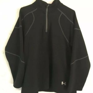 Under Armour XL Softshell Jacket Pullover Sweater